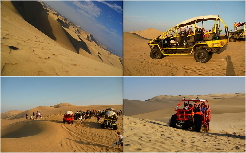 If you're looking for adventure, Huacachina needs to be on your Peru travel itinerary.