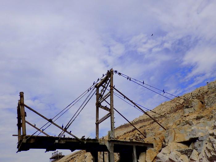 That wooden bridge on Islas Ballestas