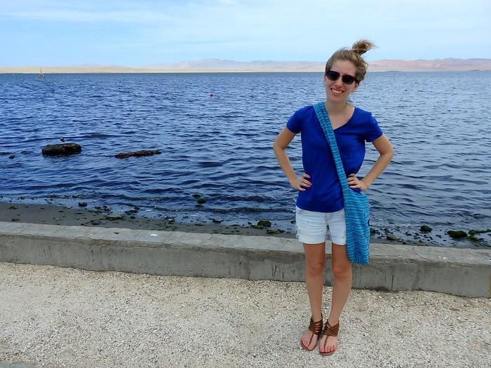 Visiting Paracas