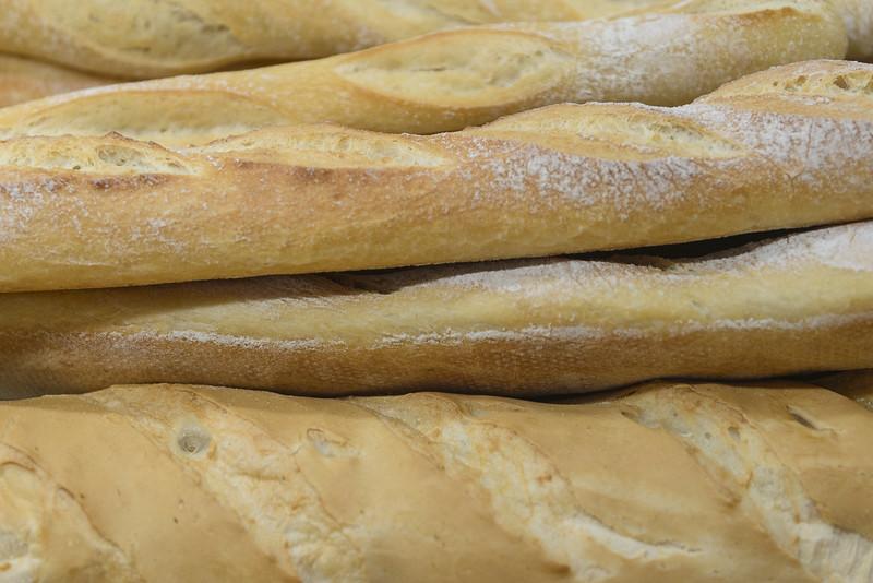 Bread Photographed at Westside Market, Cleveland