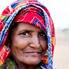 Nomadic Woman in Suratgarh