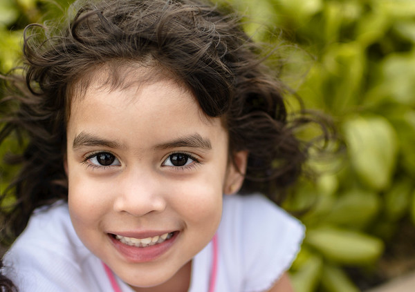 Natural Light Child Photography in Miami Beach Florida