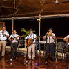 Staff band Chunky Monkeys (photo by John Jones)