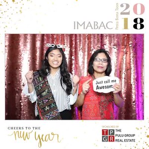 IMABAC 2018 - Boomerang Video Booth