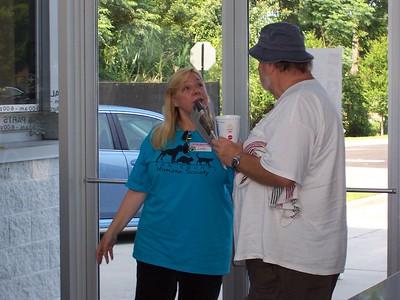 Lori and Customer