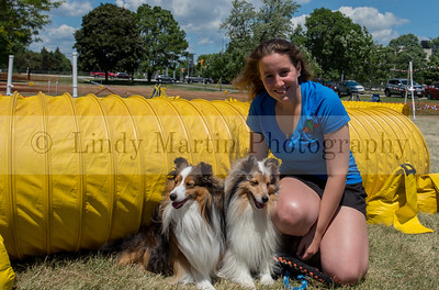 Pet photography by Lindy Martin  ©2017 Pet photographer Lindy Martin captures some darn cute dogs at The Agility Connection's trial.