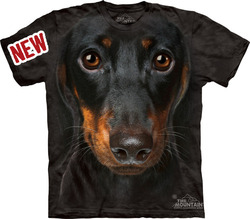 These t-shirts are SOOOO FUNNY!!  Very 3D-ish!! http://facebook.com/DoYouLoveYourDog