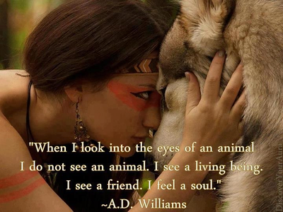I SOOOO connect with this message!!!  Hence my LOVE & Compassion for them!!!  We are ALL ONE!!!!