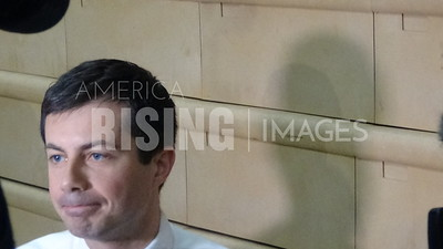 Pete Buttigieg Attends Town Hall In Washington, IA