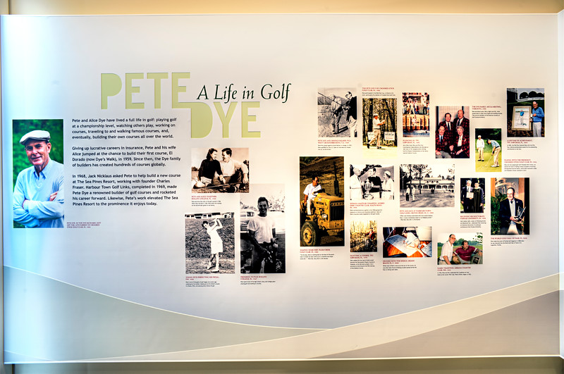 The Pete Dye Room Sea Pines Resort