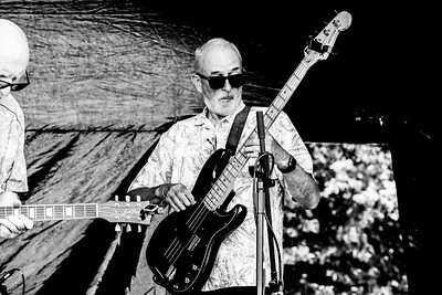 Pete Harris Blues Band at Burley Manor