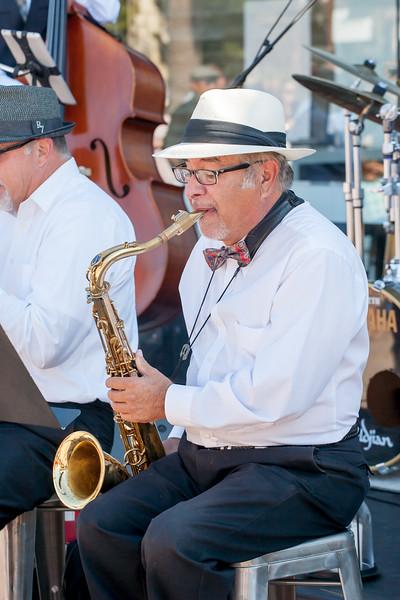 Pete Jacobs Big Band at Saddleback