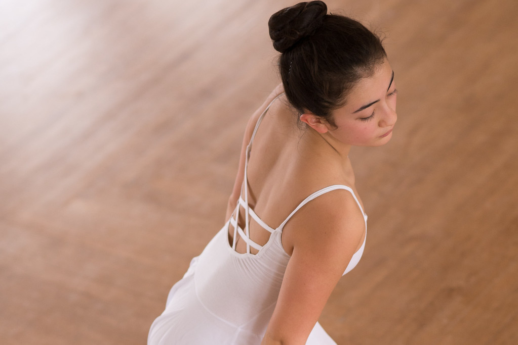 Marblehead School of Ballet dress hearsal. Peter A. Smith Photography