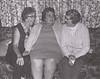 Jean Lantz, ? Barb Fallis ?, Marge Deyell