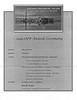1999 Ontario Provincial Police Awards Ceremony Greater Toronto Region agenda