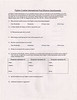 Peter Lantz at Fighter Combat International 2004 July 11 - post mission questionnaire