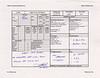 Peter Lantz at Fighter Combat International 2004 July 11 - Mission Briefing Card - flight evaluation