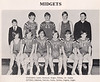 Albert College Alibi Yearbook 1971 - basketball Peter Lantz in midgets