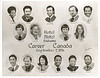 Career Canada Hotel Motel program graduate photos 1976 September 2 includes Peter Lantz.
