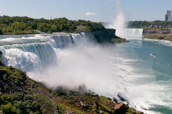 2011-08-16 Niagara Falls Trip #3 of ?