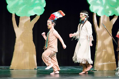 Peter Pan Play at Walker Charter Academy