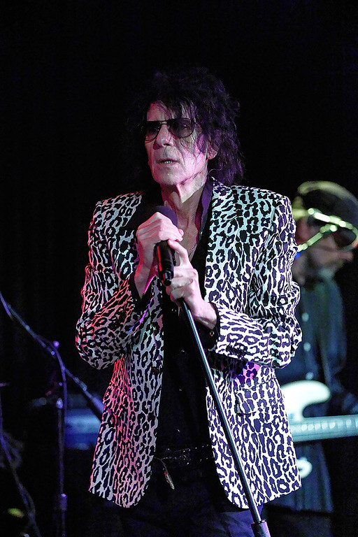 . Peter Wolf and The Midnight Travelers at The Ark in Ann Arbor, Michigan on 05-20-2016.  Photo credit: Ken Settle