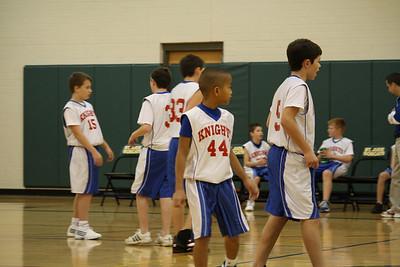 2009 Knights Basketball
