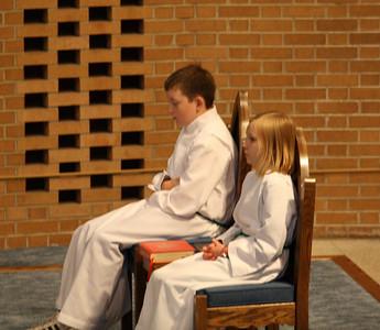 Serving Mass 2009