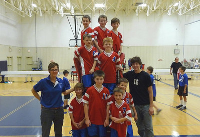 2008 St. Mary's Volleyball