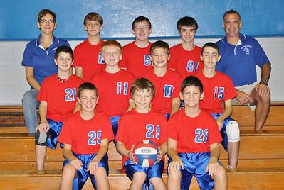 WCSS V-ball 2011