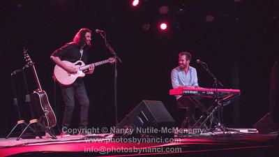 Julian Frampton and Ben Sheridan