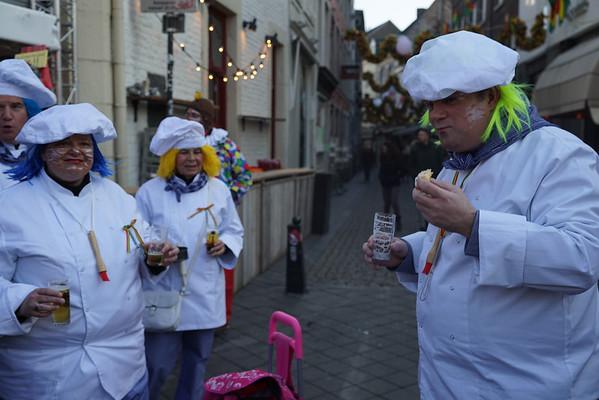Zoondag Karneval 2015!