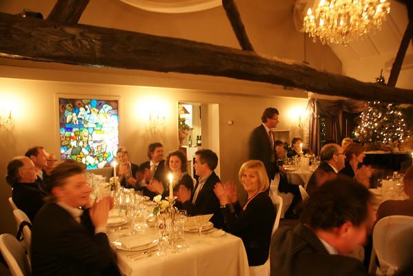 De Pastory 28-12-2008 Kerstdiner