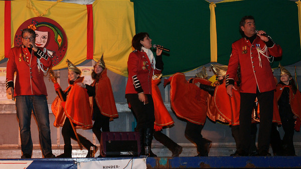zaoterdag veur carneval 2012