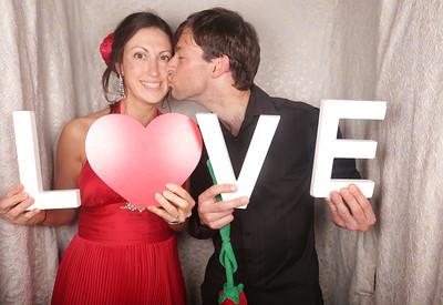 The Wedding of Peter & Rachel Photobooth Photos