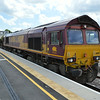 66199 after a driver change with 6M70 Chesterton Jn - Mountsorrel Lafarge