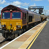 66154 passes with 6L43 Mountsorrel - Kennett