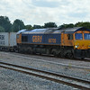 66708 with 4E33 Felixstowe - Doncaster