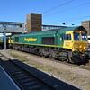 66567 + 66503 4L87 Leeds - Felixstowe
