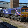 66725 4Z81 Rotherham Masborough - Felixstowe
