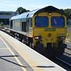 66505 4M81 Felixstowe - Crewe BH