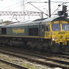 66547 on 4S42 Fiddlers Ferry - Hunterston
