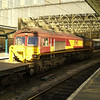 66021 on 6L96 Carlisle - Hellifield engineers