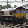 66110 on 6L95 Horrocksford Jn - Carlisle
