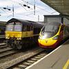 66848 on 6J37 Carlisle - Chirk
