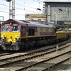 66122 on the rear of 6L95 Horrocksford Jn - Carlisle