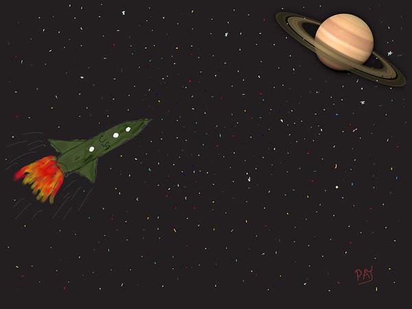 Next Stop Saturn