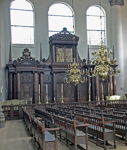 Portugese Synagogue in Amsterdam