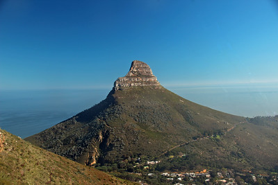 Lion's Head - we climbed this mountain