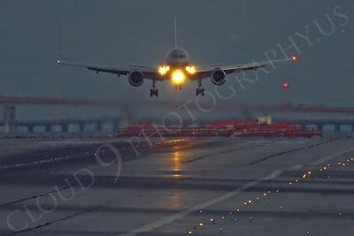 ALPN 00066 Boeing 757 United by Peter J Mancus